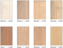 Crossbond Various High Gloss Particle Board, Thickness: 9 to 35mm