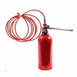 KalpEX Red Tube Based Fire Suppression System, For Industrial