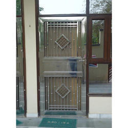 Stainless Steel Single Gate