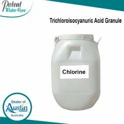 Trichloroisocyanuric Acid Granule