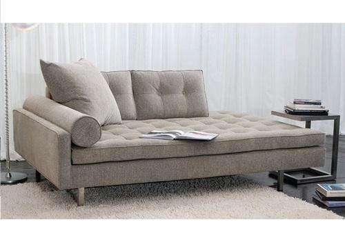 Wood Lounge Sofa