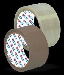 Brown Plain BOPP Packing Tape, Packaging Type: Carton