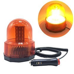 Revolving LED Vehicle Light (Round, Square, Bar)