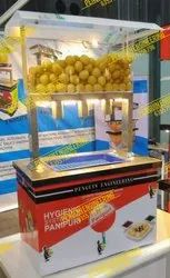 Pani Puri Serving Machine