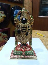 Multicolor Silver God Idols, For Decoration, Packaging Type: White Corrugated Box