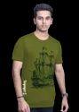 Men's Printed T Shirt