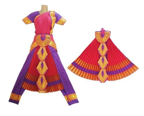 Female Bharatanatyam Dress  sc 1 st  IndiaMART : readymade bharatanatyam costume  - Germanpascual.Com