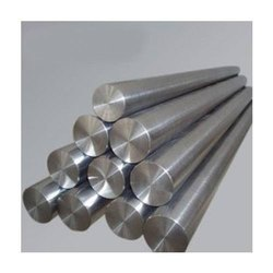 Round tungsten rod