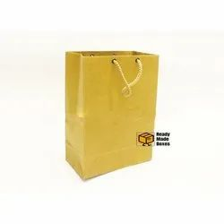 6x8x3 Inch Brow Paper Bag