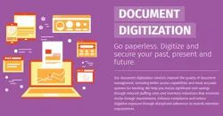 Documents Digitization Services