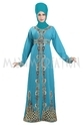 Maghribi Kaftan Dress for Arabian Ladies