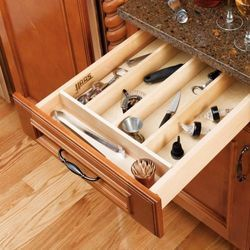 Wooden Kitchen Drawer