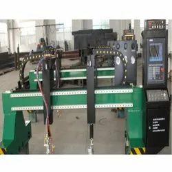 Gantry Type CNC Flame Plasma Cutting Machine