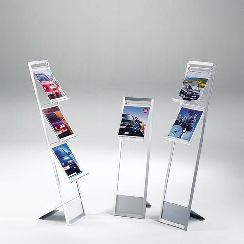Acrylic Brochure Stand At Rs 40 Piece Brochure Stand ID Awesome Acrylic Brochure Display Stands