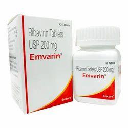 Emvarin (Ribavirin 200 mg)