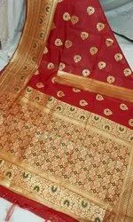 Banarasi Heavy Work Silk Saree