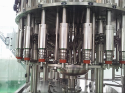 2000B/H Washing Filling Capping Machine (3 - In-1)