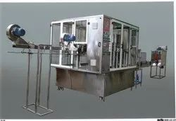 Automatic Packaged Drinking Water Bottle Filling Machine
