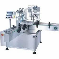 Rotary Medicine Bottles Filling Machine