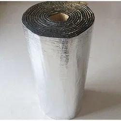 Aluminum Bubble Foil Insulation Sheet, Thickness: 8 Mm, Size: 1.25 M X 40 M