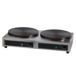 Electric Double Plate Crepe Maker