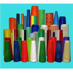 Textile PVC Cones and Tubes