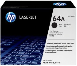 HP 64A Toner Cartridge