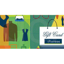 Printed Multicolor Westside Gift Card