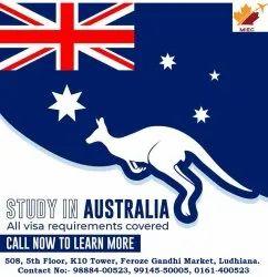 Student Australia Study Visa, Passport, 2-3 Years