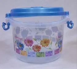 Plastic Lid Container