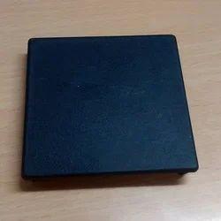 LM Black End Cap for Aluminium Profile, for Industrial