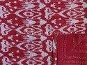 Indian Ikat Kantha Quilt