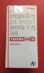 Emtricitabine 200mg and Tenofovir Alafenamide 10 mg Tablet