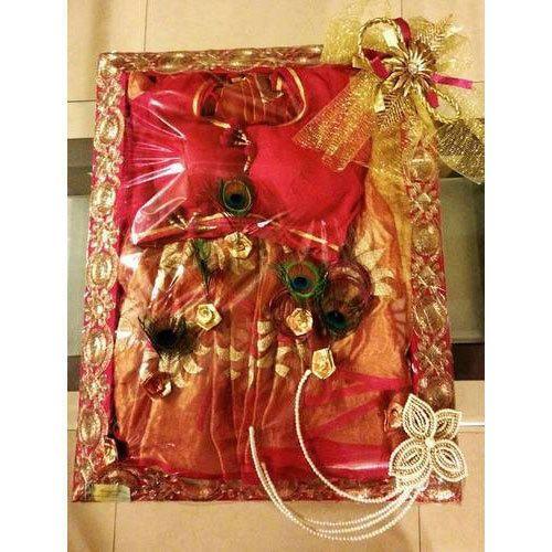 Saree Packing Tray At Rs 40 Tray Pashan Pune ID 40 Fascinating Saree Tray Decoration