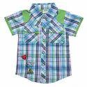 20+ Colors Denim Kids Shirt