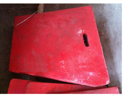 Crusher Side Plate