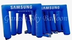 Samsung Inflatable Arch Gate