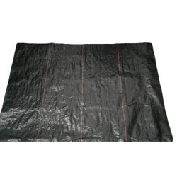 Black PP Woven Fabric