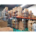 Modular Mezzanine Storage Rack