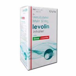 Levo Salbutamol Inhaler