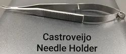 Castroviejo Needle Holder