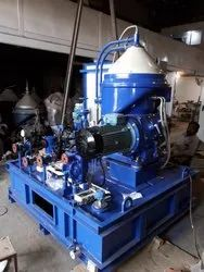 Vegetable Oil Centrifuge / Oil Separator / Oil Purifier - Recondition