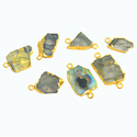 Labradorite Gemstone Connector