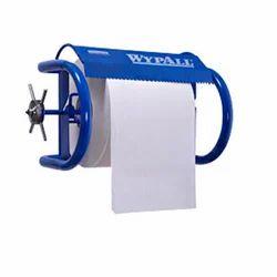 Rolled Wiper Dispenser