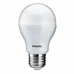 Round Philips LED bulb, 6 W - 10 W