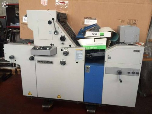 RYOBI 3300 MR Mini Offset Printing Machine for Paper Print