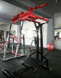 Standing Calf Machine
