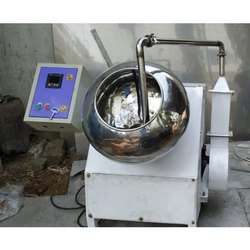 1.1 kW Stainless Steel Coating Pan
