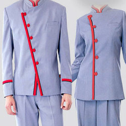FRENCH TERRAIN Cotton Housekeeping Uniform