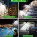 24 LED Outdoor Solar Light with Motion Sensor